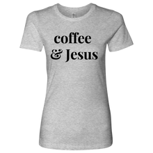 Load image into Gallery viewer, Grace Coffee & Jesus Tee