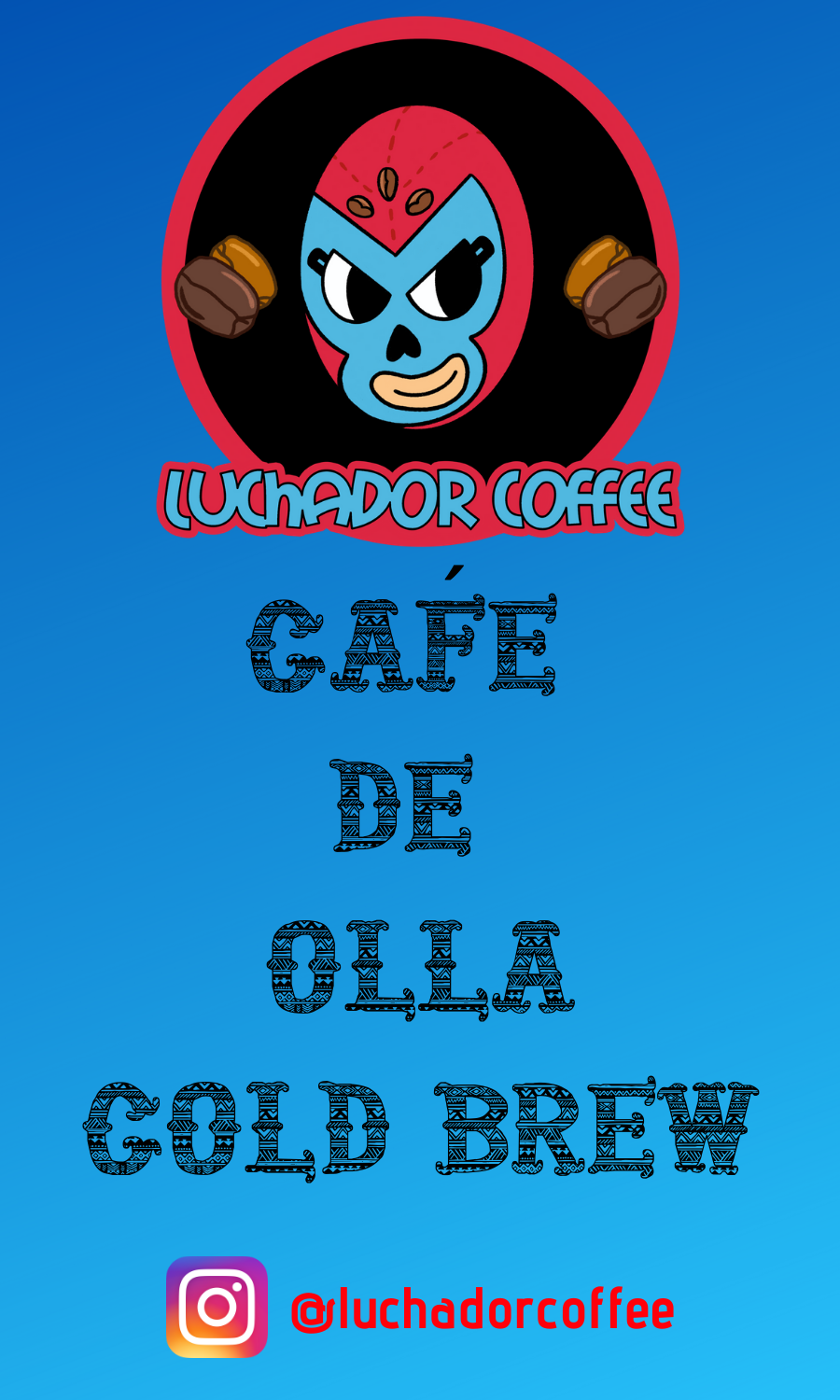 Cafe de Olla Cold Brew