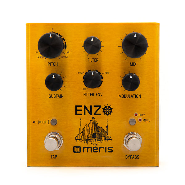 Meris Enzo Multi-Voice Instrument Synth Pedal