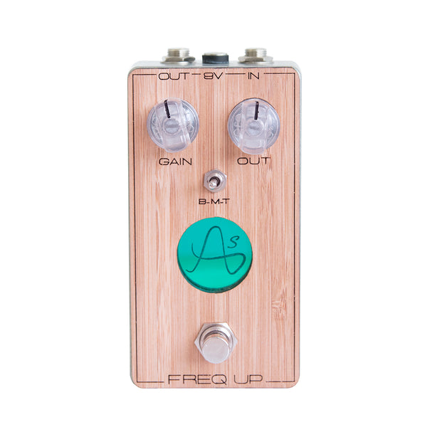 Anasounds Freq Up Overdrive Boost Pedal
