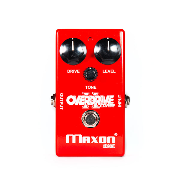 Maxon OX808X Overdrive Extreme Pedal