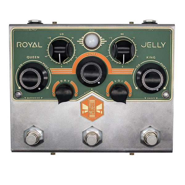 Beetronics Royal Jelly Overdrive Fuzz