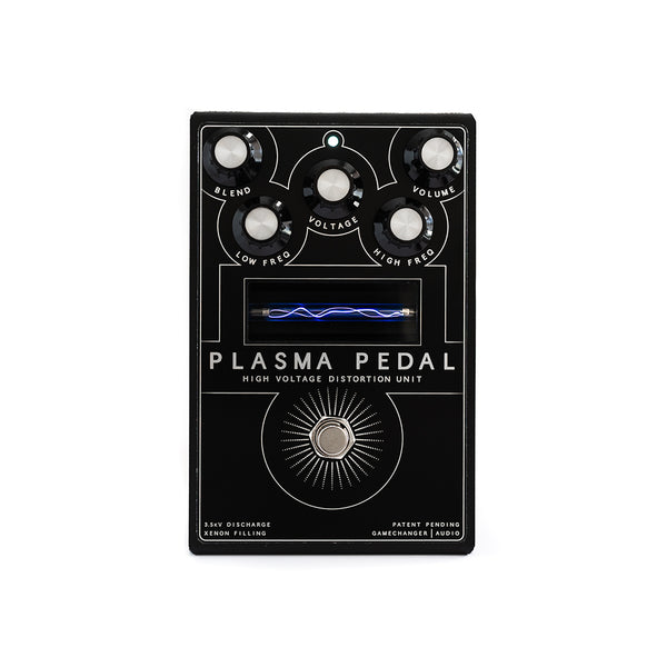 Gamechanger Audio Plasma Pedal Distortion Overdrive Fuzz