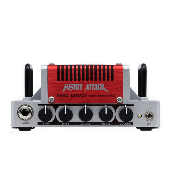 Hotone Nano Legacy Heart Attack Mini Head Amp 5w