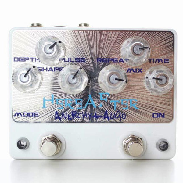 Anarchy Audio Hereafter Delay Chorus Vibrato Pedal