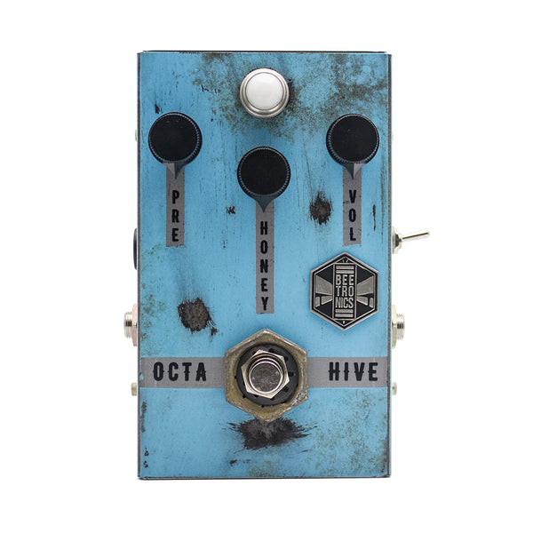 Beetronics Octahive high gain fuzz pedal