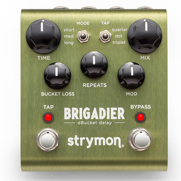 Strymon Brigadier dBucket Delay Modulation Pedal