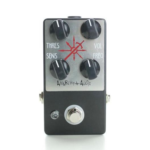 Anarchy Audio Chaos Star Fuzz Distortion Pedal