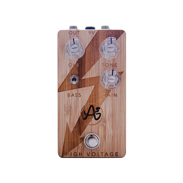 Anasounds High Voltage Overdrive Boost AC/DC Pedal