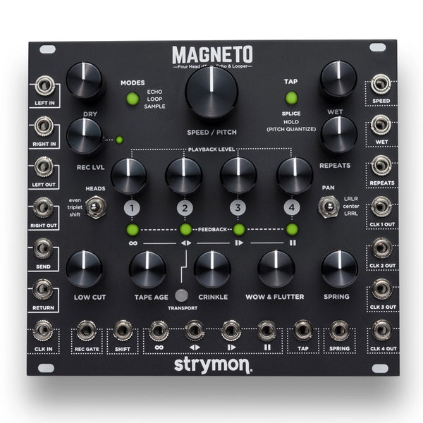 Strymon Magneto dTape Echo Delay Looper