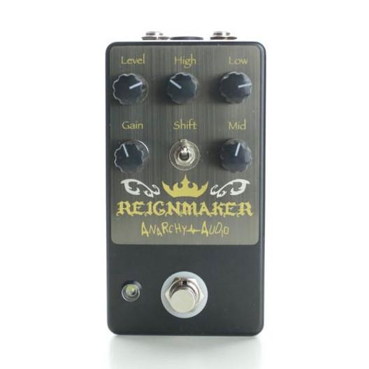Anarchy Audio Reignmaker Distortion Pedal