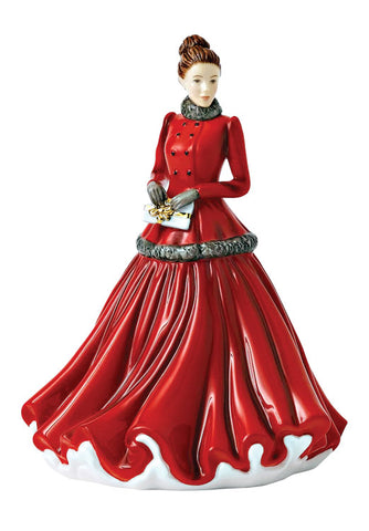 Winter Elegance Christmas Day Petite 2020 HN5931