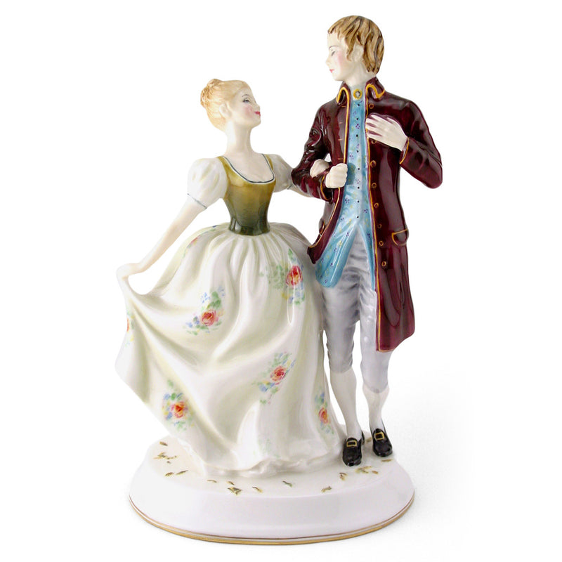 Royal Doulton Young Love HN2735