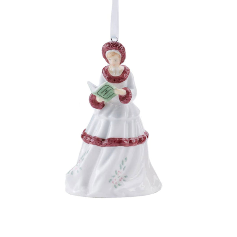 Royal Doulton We Wish You A Merry Christmas Ornament