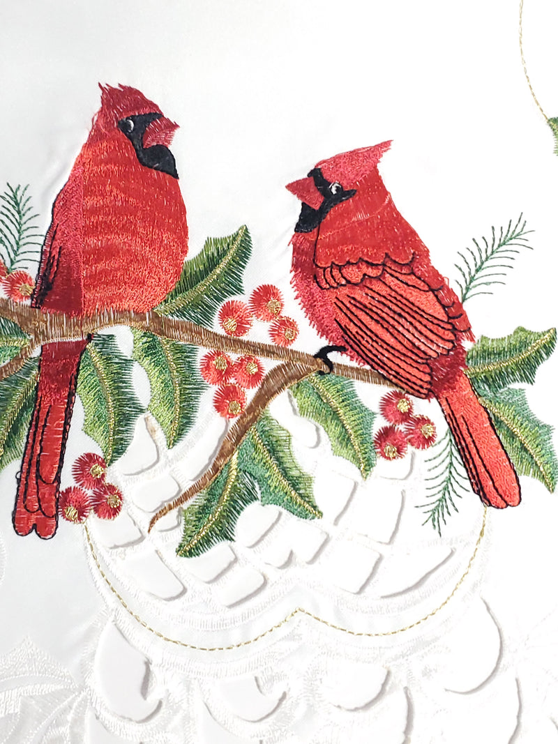 "Homestead Cardinal Placemat Medium 16""x54"""