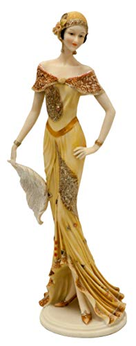 Rayes Lady Figurine