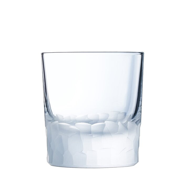 Cristal D'Arques Intuition Crystal Double Old Fashion Each