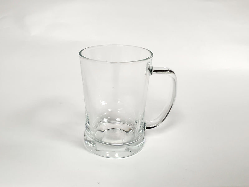 Beer Mug Glass Set of 2