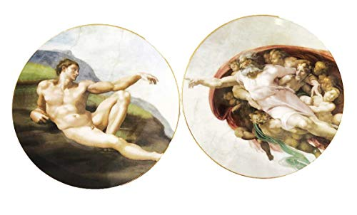 "Creation of ADAM Plates 6.5"" Diameter Pair"