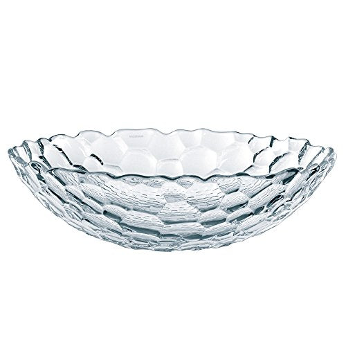 Nachtmann - The Life Style Division of Riedel Glass Works Sphere Serving Bowl, Clear
