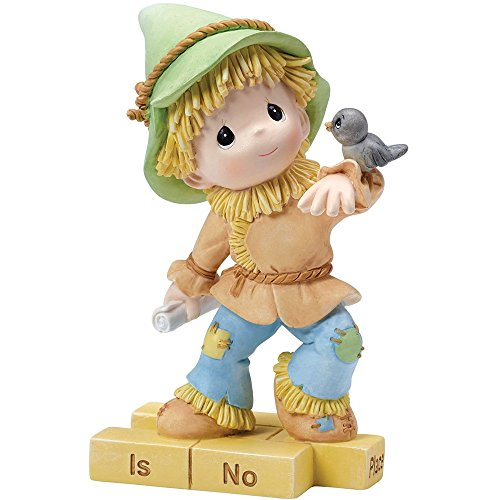 Precious Moments The Wonderful World of Oz Scarecrow Figurine 154459