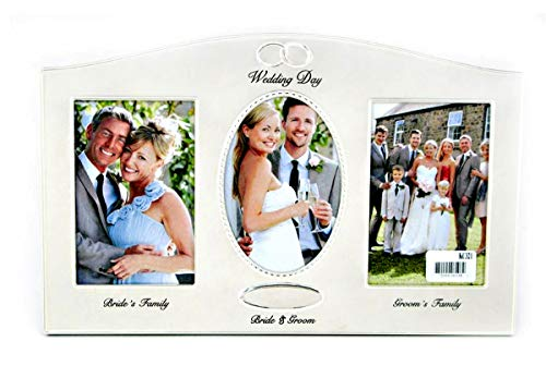 Photo Frame Double Ring Wedding Day 3 Opening