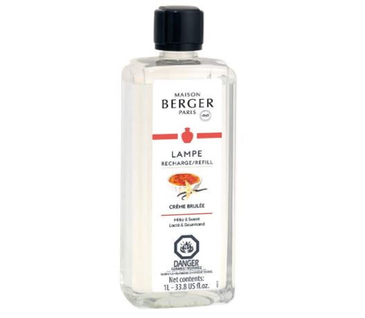 Maison Berger Paris Lamp Refill Oil (Creme Brulee) (Pick Up Only)