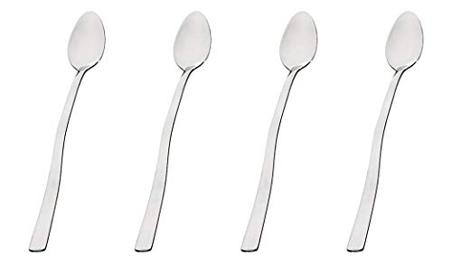 Brilliant Monaco Parfait Spoons Set of 4