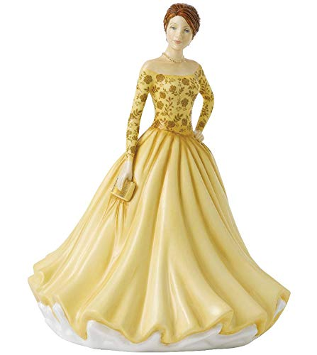 "Royal Doulton Jane 2020 Figurine HN5928 Michael Doulton Event Exclusive 9"" Tall"