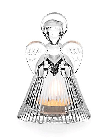 Mikasa Rejoice Crystal Angel Tealight Holder 5.25""