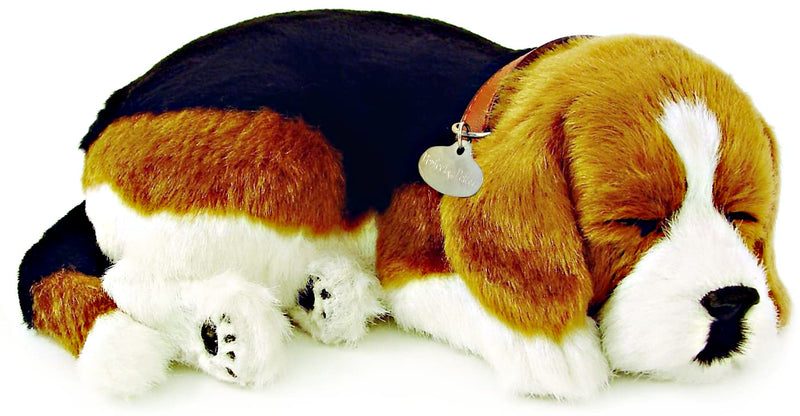 Perfect pet Beagle Sleeping Plush