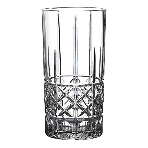 "Marquis by Waterford ""Brady"" 9"" Crystal Vase"
