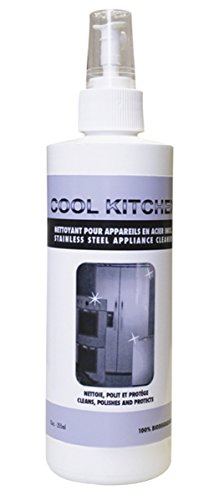 Cool Kitchen Stainless Steel Appliance Cleaner