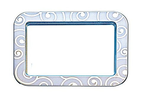 Tray 18/10 Stainless Steel 35CM Made in Italy