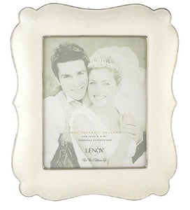 Lenox Wedding Promises Opal Innocence 8-by-10-Inch Frame
