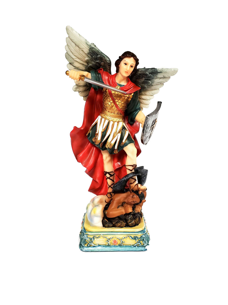 "Homestead St. Michael Statue 16"" Tall"