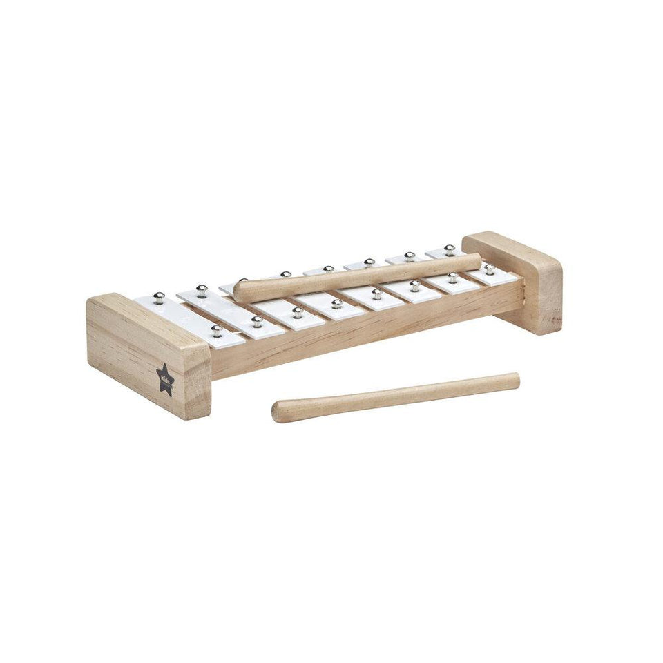 White Xylophone - Wooden Toy - Daily Mind