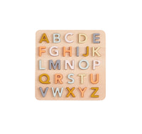 Alphabet ABC  Wooden Puzzle - Daily Mind