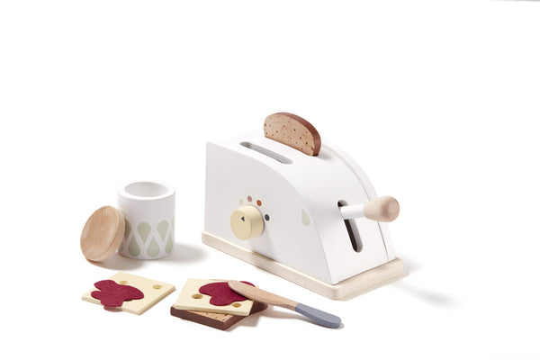 Toaster Wooden Toy - Daily Mind