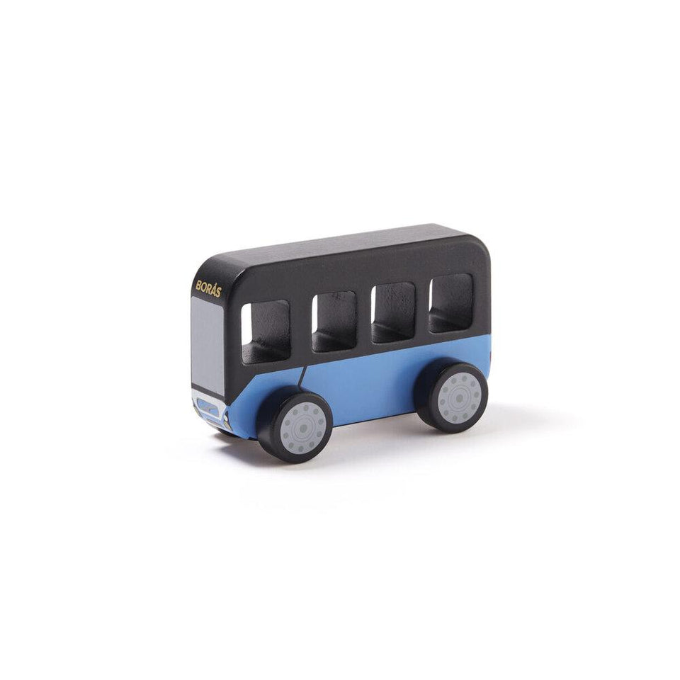 City Bus  - Wooden Toy - Daily Mind