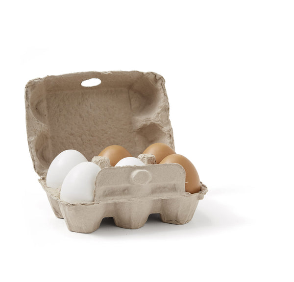 Eggs Wooden Toy - Daily Mind