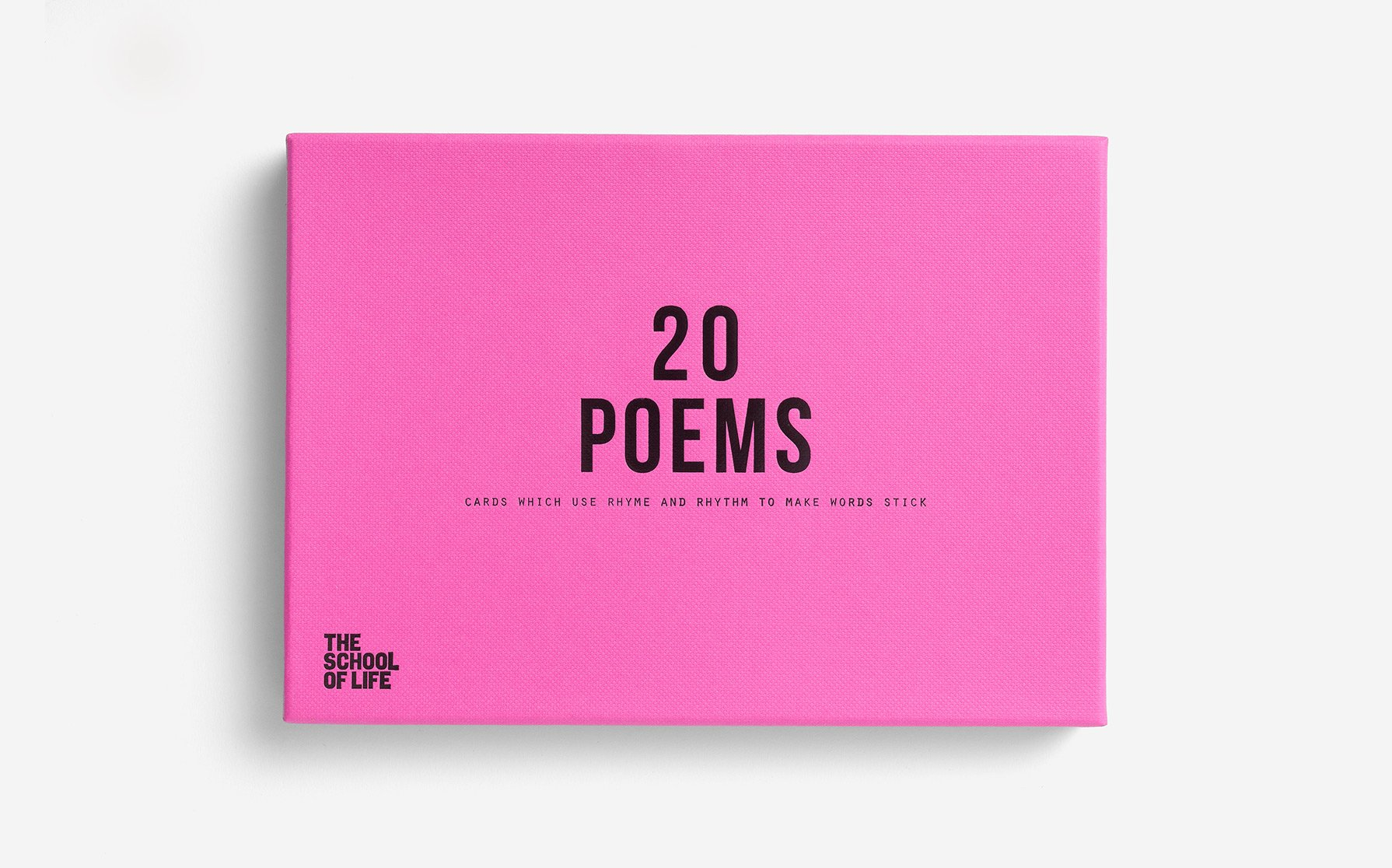 20 Poems - Daily Mind