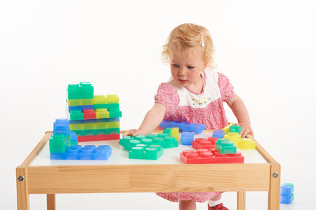 SiliShapes® Soft Bricks - Pk72 - Daily Mind