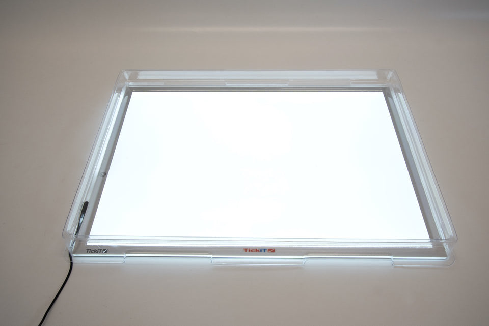 A2 Cover Tray for Light Panel - Daily Mind