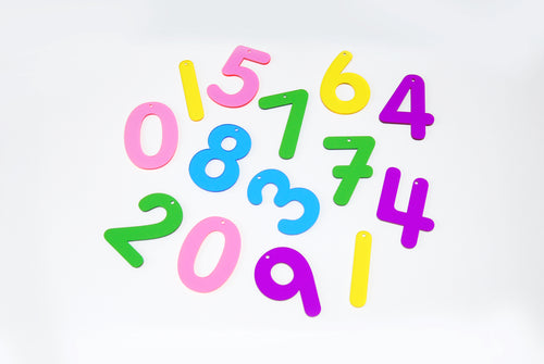 Tickit Rainbow Numbers - Pack of 14