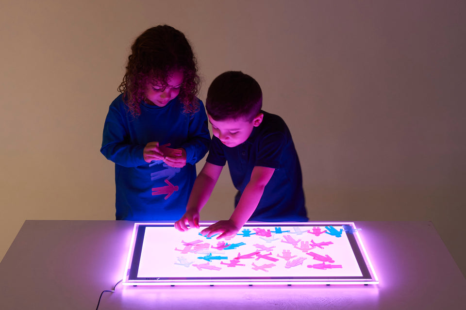 A2 Light Panel Colour Changing - Daily Mind