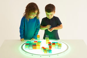 Round Colour Changing Light Panel - Daily Mind