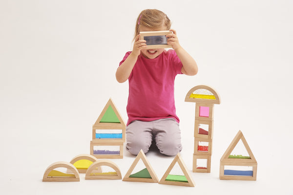 Sensory Block Set - Pk16 - Daily Mind
