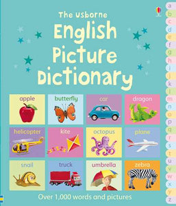English Picture Dictionary - Daily Mind