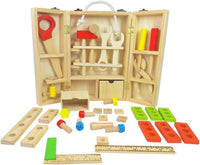 Carpenter Wooden Tools Set - Daily Mind